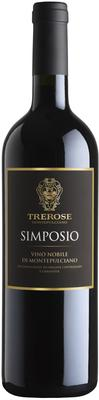 Вино красное сухое  «Simposio Vino Nobile di Montepulciano» 2010 г.