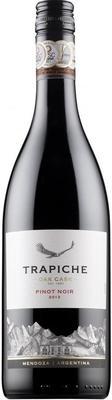 Вино красное полусухое «Trapiche Oak Cask Pinot Noir» 2013 г.