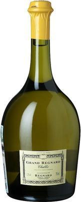 Вино белое сухое «Chablis Grand Regnard, 0.75 л» 2014 г.