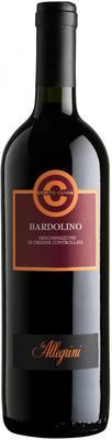 Вино красное полусухое «Bardolino Corte Giara» 2015 г.