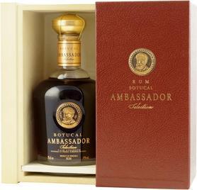 Ром «Botucal Ambassador» в подарочной упаковке