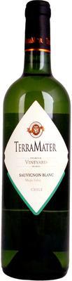 Вино белое полусухое «TerraMater Vineyard Sauvignon Blanc» 2014 г.