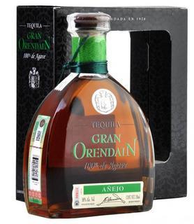 Текила «Gran Orendain Anejo» в подарочной упаковке