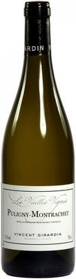 Вино белое сухое  «Vincent Girardin Puligny-Montrachet Vieilles Vignes, 0.375 л» 2014 г.