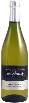Вино белое сухое «Di Lenardo Pinot Grigio Venezia Giulia »