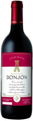 Вино красное сухое «Donjon»