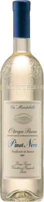 Вино белое сухое «Ca' Montebello Pinot Nero Bianco» 2015 г. с защищенным географическим указанием