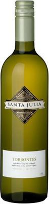 Вино белое полусухое «Santa Julia Torrontes» 2012 г.