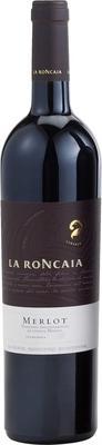 Вино красное сухое «La Roncaia Merlot, 0.75 л» 2012 г. с защищенным географическим указанием