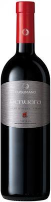Вино красное сухое «Benuara Terre Siciliane» 2014 г.