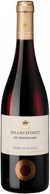 Вино красное сухое «Branciforti Sicilia» 2014 г.
