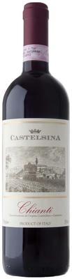 Вино красное сухое «Castelsina Chianti» 2013 г.