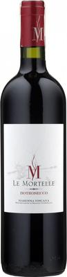 Вино красное сухое «Le Mortelle Botrosecco Maremma» 2013 г.
