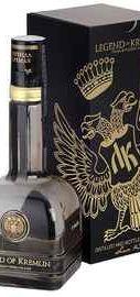 Водка «Legend of Kremlin» в подарочной упаковке