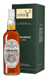 Виски шотландский «Glen Grant 1949» в подарочной упаковке