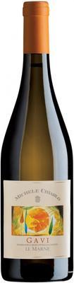 Вино белое сухое «Gavi Le Marne» 2014 г.