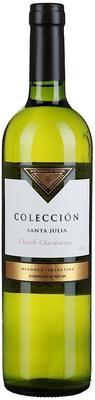 Вино белое сухое «Santa Julia Coleccion Chenin Chardonnay» 2014 г.