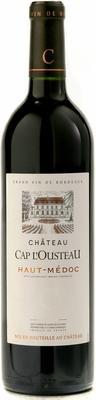 Вино красное сухое «Chateau Cap l'Ousteau Haut-Medoc» 2010 г.