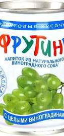 Сок «Фрутинг Виноград»