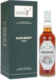 Виски шотландский «Glen Grant 1954» в подарочной упаковке