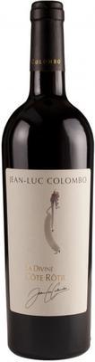 Вино красное сухое «Cote Rotie La Divine» 2010 г.