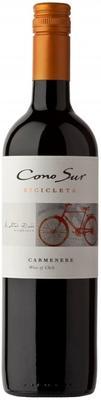 Вино красное сухое «Cono Sur Carmenere» 2015 г. с защищенным географическим указанием