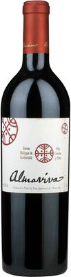 Вино красное сухое «Almaviva» 2010 г. с защищенным географическим указанием
