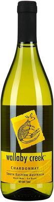 Вино белое сухое «Wallaby Creek Chardonnay»