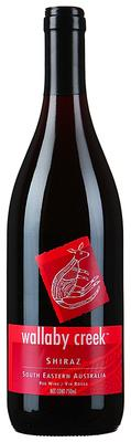 Вино красное сухое «Wallaby Creek Shiraz»