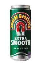 Пиво «John Smith's Extra Smooth» в жестяной банке