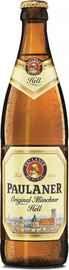 Пиво «Paulaner Original Munchner Hell»