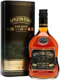 Ром «Appleton Estate Rare Blend 12 Years Old» в подарочной упаковке
