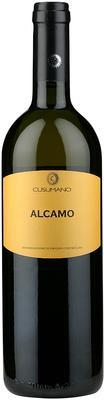 Вино белое сухое «Alcamo» 2013 г.