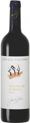Вино красное сухое «Cornas Terres Brulees» 2010 г.