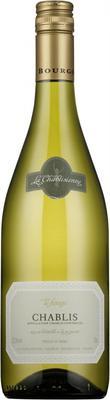 Вино белое сухое «Chablis Le Finage» 2014 г.
