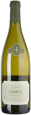 Вино белое сухое «Chablis La Pierrelee, 0.75 л» 2012 г.