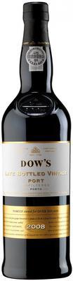 Портвейн «Dow's Late-Bottled Vintage» 2008 г.