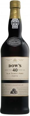 Портвейн «Dow's Old Tawny Port 40 Year»