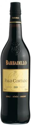 Херес «Barbadillo Palo Cortado VORS 30 years old»