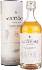Виски шотландский «Aultmore 18 Years Old» в тубе