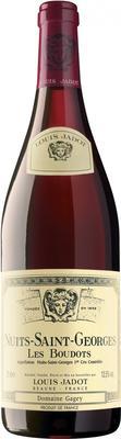 Вино красное сухое «Nuits-Saint-Georges 1-er Cru Les Boudots» 2008 г.