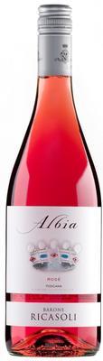Вино розовое сухое «Albia Rose Toscana» 2014 г.