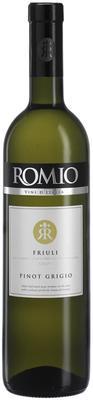 Вино белое полусухое «Romio Pinot Grigio Friuli Grave» 2015 г.