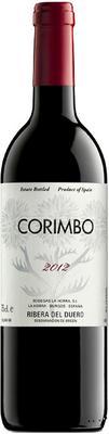 Вино красное сухое «Corimbo Ribero del Duero» 2012 г.