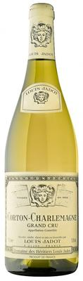 Вино белое сухое «Louis Jadot Corton-Charlemagne Grand Cru» 2012 г.