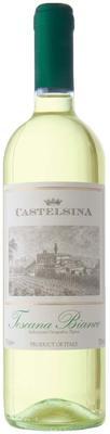 Вино белое полусухое «Castelsina Toscana Bianco» 2014 г.