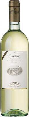 Вино белое полусладкое «Casasole Orvieto Classico» 2014 г.
