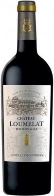 Вино красное сухое «Cuvee JJ Lesgourgues Bordeaux» 2012 г.