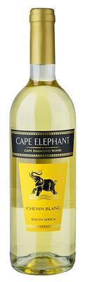 Вино белое полусухое «Cape Elephant Chenin Blanc»