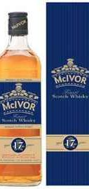 Виски «McIvor Finest Scotch Whisky 17 y.o.»